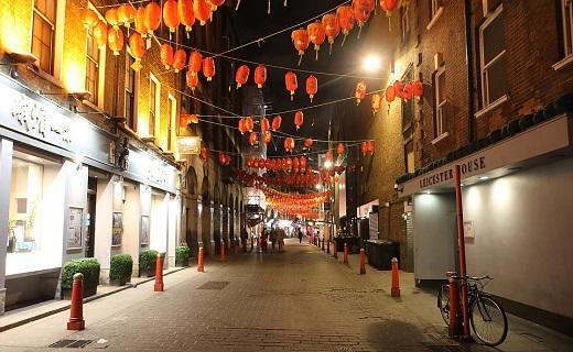 محله چینیها در لندن,اخبار پزشکی,خبرهای پزشکی,بهداشت