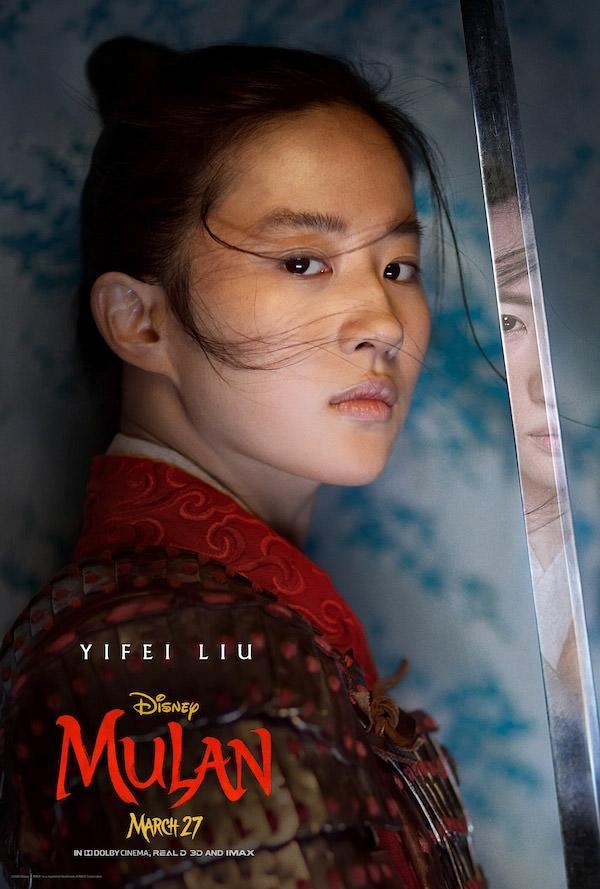 فیلم Mulan,اخبار فیلم و سینما,خبرهای فیلم و سینما,اخبار سینمای جهان