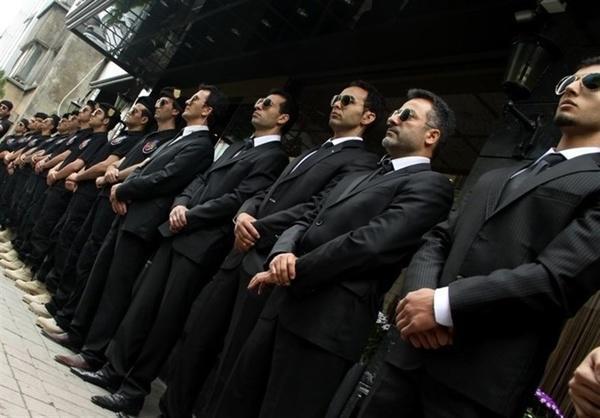 ممنوعیت استفاده سلبریتیها از بادیگارد,اخبار اجتماعی,خبرهای اجتماعی,حقوقی انتظامی