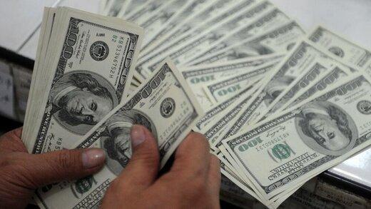 قیمت دلار در بازار امروز ۱۳۹۸/۱۱/۱۷