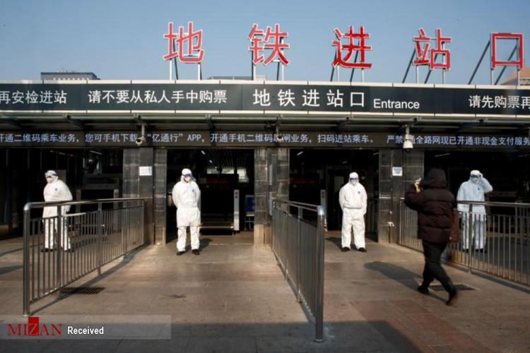 تصاویر وضعیت چین بعد از شیوع ویروس کرونا,عکس های وضعیت چین بعد از شیوع ویروس کرونا,تصاویر قربانیان ویروس کرونا در چین