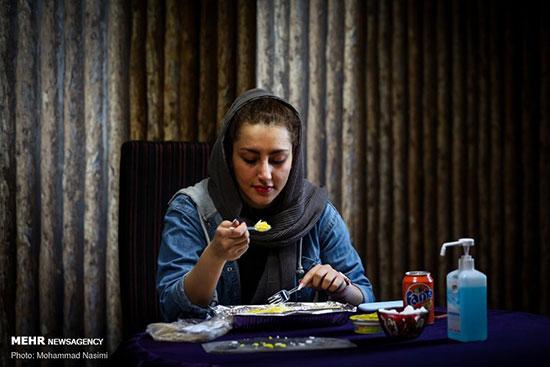 تصاویر دانشجویان ایرانیِ مقیم چین در قرنطینه,عکس های دانشجویان ایرانی در قرنطینه,تصاویر پزشکی