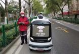 استفاده از رباتها برای جلوگیری از کرونا,اخبار علمی,خبرهای علمی,اختراعات و پژوهش