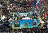 علت فوت قربانیان تشییع قاسم سلیمانی,اخبار سیاسی,خبرهای سیاسی,دفاع و امنیت