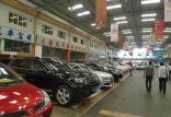 میزان کاهش فروش خودرو در چین,اخبار خودرو,خبرهای خودرو,بازار خودرو
