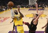 رقابت های لیگ NBA آمریکا,اخبار ورزشی,خبرهای ورزشی,والیبال و بسکتبال