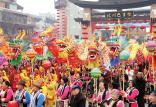 شروع سال 2020 مردم چین,اخبار جالب,خبرهای جالب,خواندنی ها و دیدنی ها