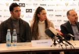کیمیا علیزاده و همسرش در آلمان,اخبار ورزشی,خبرهای ورزشی,اخبار ورزشکاران