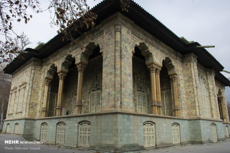 تصاویر کاخ موزه سعدآباد,عکس های موزه سعادت آباد,تصاویر دیدنی از کاخ موزه در تهران