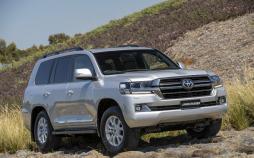 تویوتا لندکروز صحرا,اخبار خودرو,خبرهای خودرو,مقایسه خودرو