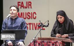 تصاویر ششمین شب جشنواره موسیقی فجر,عکس های اجرای گروه نغمه گردان در جشنواره موسیقی فجر,تصاویر سی و پنجمین جشنواره موسیقی فجر