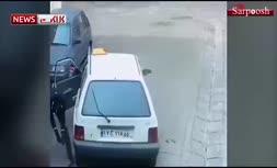 فیلم/ دستگیری انواع و اقسام خلافکاران در طرح رعد 32
