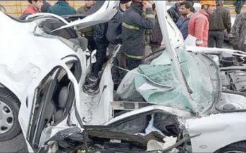 هزینه تحمیلی تصادفات در سال 98,اخبار حوادث,خبرهای حوادث,حوادث