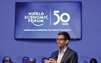 نشست سالانه مجمع جهانی اقتصاد,اخبار دیجیتال,خبرهای دیجیتال,اخبار فناوری اطلاعات
