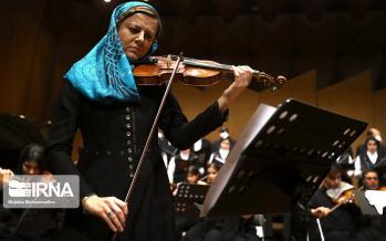 تصاویر ارکستر سمفونیک ایران و اتریش,عکس های ارکستر سمفونیک ایران و اتریش,تصاویر عبدالرضا امیرخانی