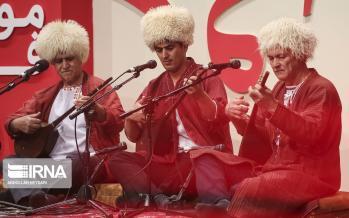 تصاویر پنجمین شب جشنواره موسیقی فجر,عکس های اجرای ارکستر رتوریک,تصاویر سی و پنجمین جشنواره موسیقی فجر