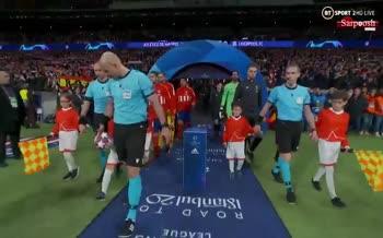 فیلم/ خلاصه دیدار اتلتیکو مادرید 1-0 لیورپول (لیگ قهرمانان اروپا 2020)
