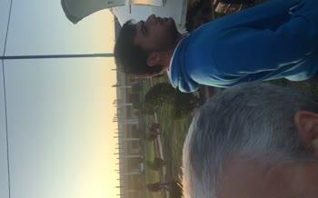 خروج هواپیمای شرکت هواپیمایی کاسپین از باند فرودگاه در ماهشهر (+فیلم)