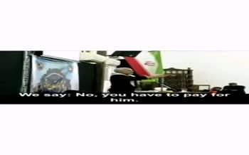 فیلم/ پیشنهاد حسن عباسی برای درآمدزایی سپاه: گروگان بگیریم، پول دربیاوریم!