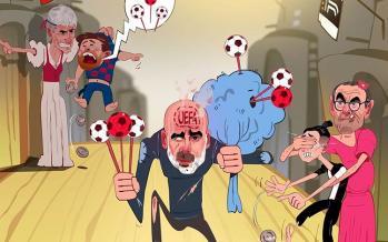 کاریکاتور پپ گواردیولا,کاریکاتور,عکس کاریکاتور,کاریکاتور ورزشی