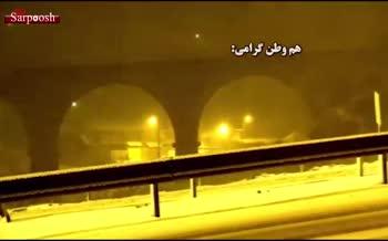 فیلم/ چگونه خودروی گرفتار در برف را خارج کنیم؟