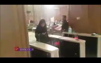 ویدئو/ درگیری لفظی در شورای شهر تهران