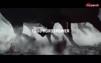 لبرون جیمز در کلیپ تبلیغاتی خودروی برقی جدید شرکت هامر