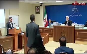فیلم/ ردپای اكبر طبری و بابك زنجانی در پرونده ديواندری