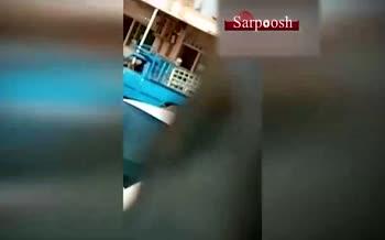 فیلم/ سرقت مسلحانه از طلافروشی در بندر ماهشهر