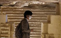 تصاویر بازگشایی هرم جوزر,عکس های قدیمی ترین هرم مصر,تصاویر بازسازی هرم جوزر