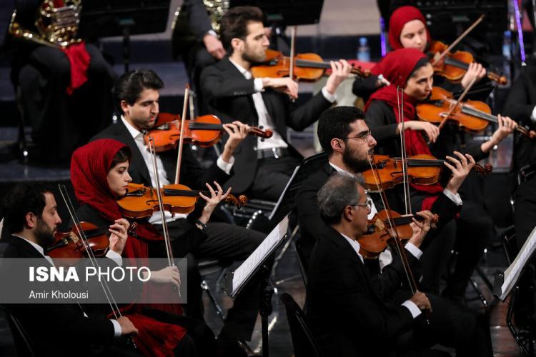 تصاویر جشنواره موسیقی فجر,عکس های جشنواره موسیقی فجر,تصاویر هفتمین شب جشنواره فجر 35