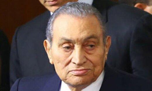 حسنی مبارک درگذشت,اخبار سیاسی,خبرهای سیاسی,اخبار بین الملل