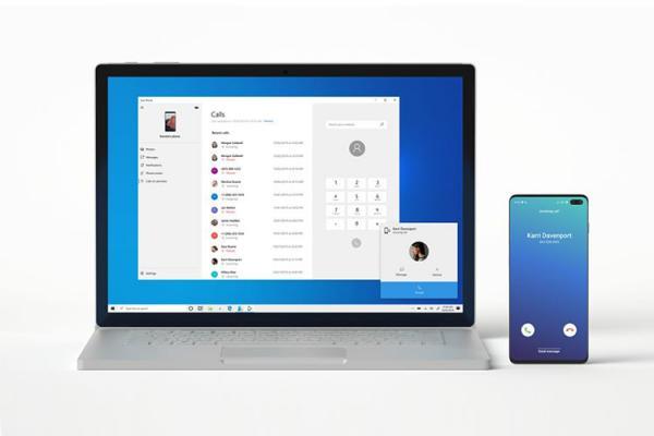 اپلیکیشن Your Phoneویندوز ۱۰,اخبار دیجیتال,خبرهای دیجیتال,شبکه های اجتماعی و اپلیکیشن ها