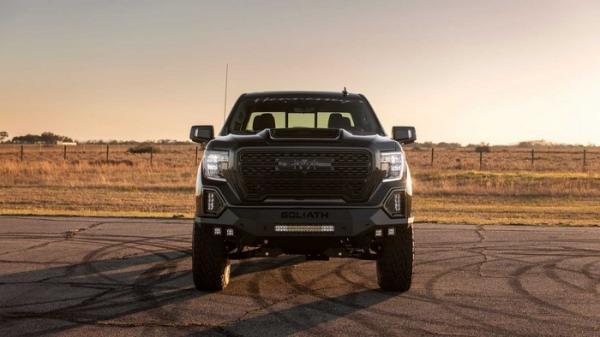 خودرو Goliath 700,اخبار خودرو,خبرهای خودرو,مقایسه خودرو
