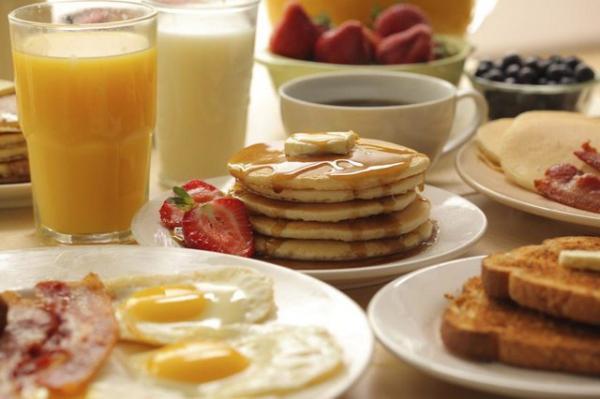 سوزاندن کالری بدن با مصرف صبحانه,اخبار پزشکی,خبرهای پزشکی,تازه های پزشکی