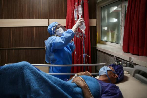 بستری 116 بیمار مشکوک به کووید 19 در  خراسان شمالی ,
