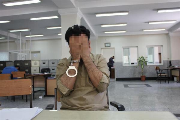 اعتراف مرد جوان به قتل پسرش,اخبار حوادث,خبرهای حوادث,جرم و جنایت