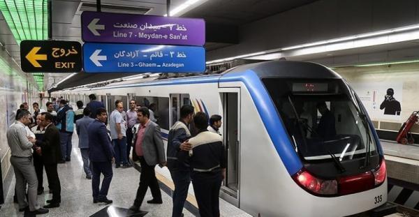 مترو عامل انتقال کرونا,اخبار اجتماعی,خبرهای اجتماعی,شهر و روستا