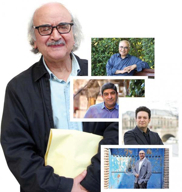 شاعران ایرانی,اخبار فرهنگی,خبرهای فرهنگی,کتاب و ادبیات