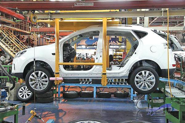 تعطیلی کارخانه های خودروسازی,اخبار خودرو,خبرهای خودرو,بازار خودرو