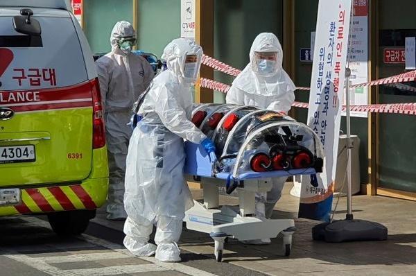 آمار افراد مبتلا به کرونا در کره جنوبی,اخبار پزشکی,خبرهای پزشکی,بهداشت