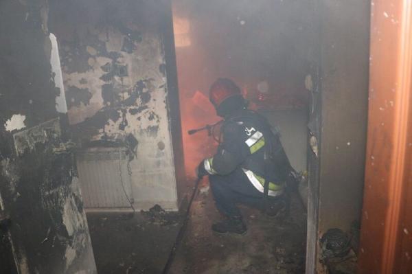 آتشسوزی گلخانه ای در مبارکه,اخبار حوادث,خبرهای حوادث,حوادث امروز