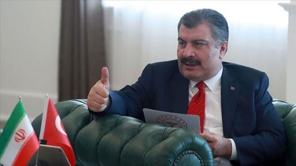 وزیر بهداشت ترکیه: از تهران خواستم که شهر قم مانند ووهان قرنطینه شود/ ایران قبول نکرد