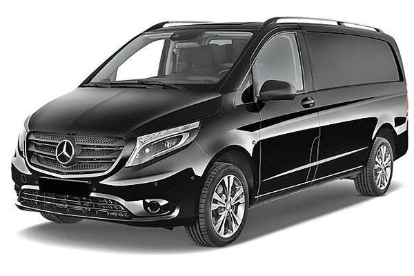خودرو eVito ون برقی بنز,اخبار خودرو,خبرهای خودرو,مقایسه خودرو