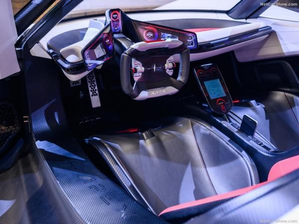 خودروی اپکس AP 0,اخبار خودرو,خبرهای خودرو,مقایسه خودرو