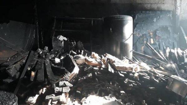۵ فوتی و ۶۶ مصدوم در آتش سوزی مجتمع مسکونی سحر در قم