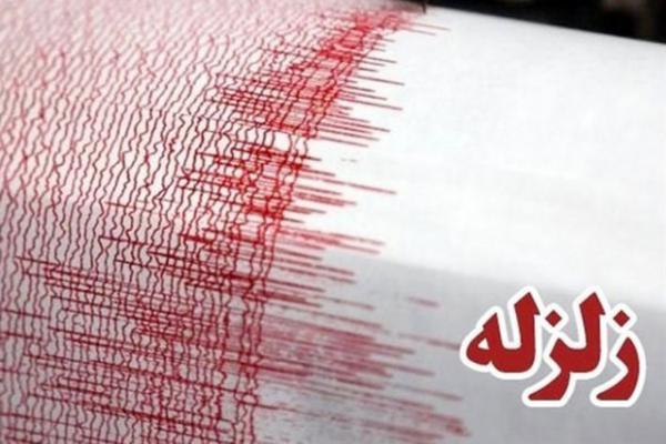 زلزله در رویدر,اخبار حوادث,خبرهای حوادث,حوادث طبیعی