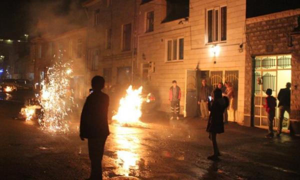 حوادث چهارشنبه سوری سال 98,اخبار حوادث,خبرهای حوادث,حوادث امروز