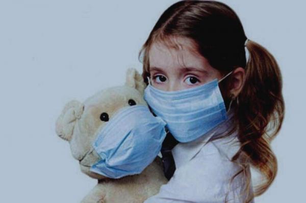 ابتلای کودک ۳ ساله به ویروس کرونا در سمیرم