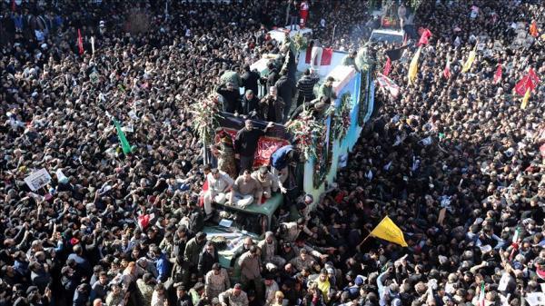 جانباختگان مراسم تشییع سردار سلیمانی,اخبار سیاسی,خبرهای سیاسی,دفاع و امنیت